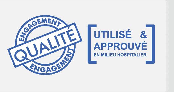 Engagement qualité : utilisé et approuvé en milieu hospitalier